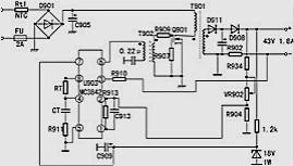 一种利用开关电源详细讲解