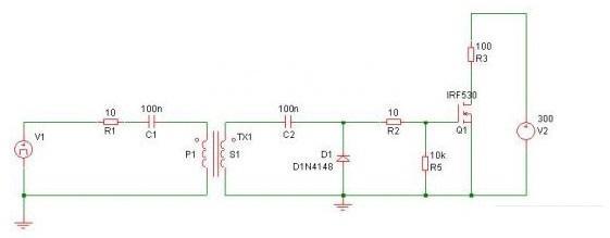 详细讲解mos管电子电路