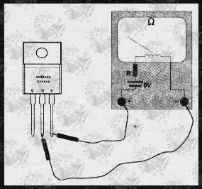 MOS管电源测试实例