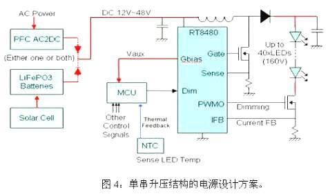 LED路灯电源设计方案