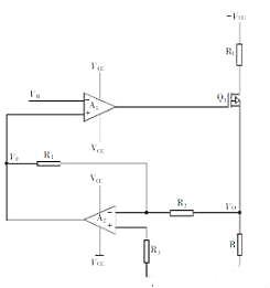 场效应管放大恒流电路