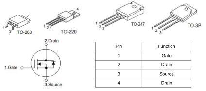 2806现货供应商 KIA2806 PDF文件下载 160A/16V参数详细资料-KIA 官网