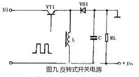 开关电源电路图