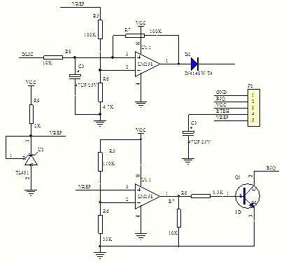 电子逆变器电路图