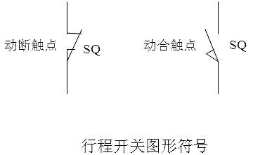 电路图开关符号