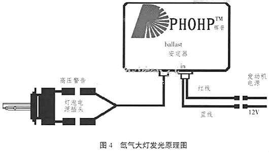 安定器电路图