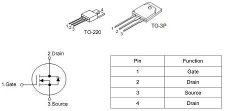 逆变器场管型号