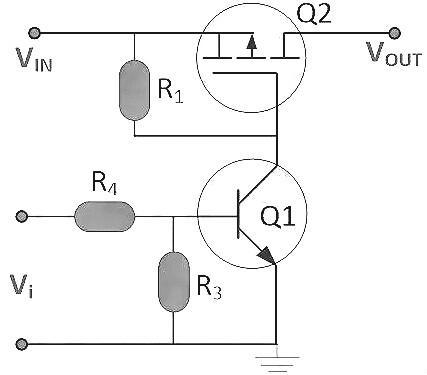 nmos和pmos导通条件