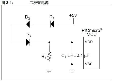 5V转3.3V电路图