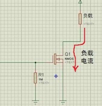电源MOS管高温烧坏