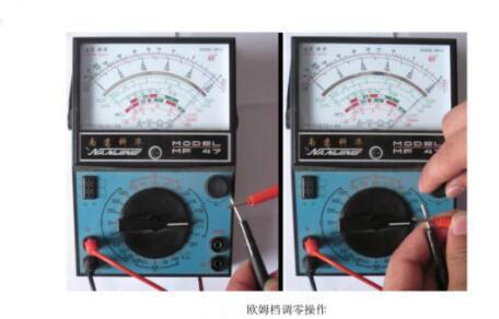 电阻器检测