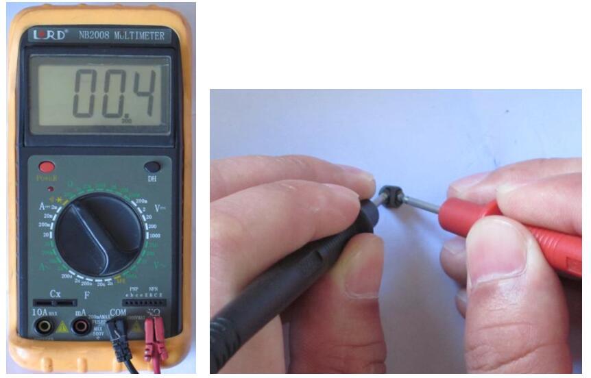 电感器检测