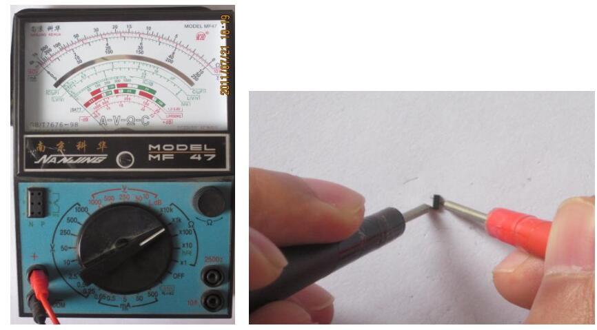 三极管检测