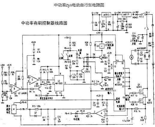 电动自行车-电动自行车mos管应用领域,生产厂家及选型
