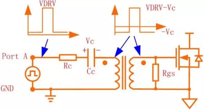 mos管应用电路 mos管最显著的特性是开关特性好,所以被广泛应用于