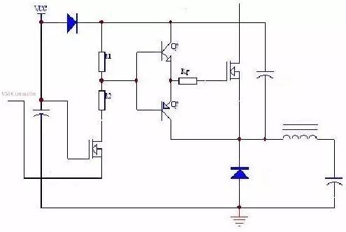 mos管驱动电路总结-各种开关电源mos管驱动电路设计详解-kia mos管