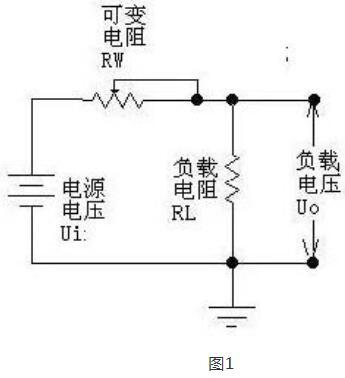 电路图,它由电源开关k,保险管,ac—dc适配器,集成稳压器和后级滤波器