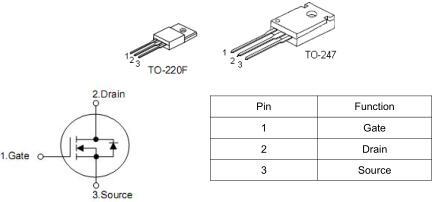 场效应管irfps37n50a生产厂家