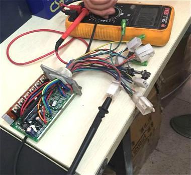电动车控制器场效应管