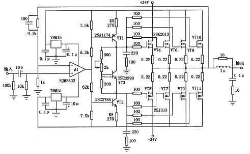 各种场效应管放大电路图原理-场效应管放大电路识图方法详解-kia mos