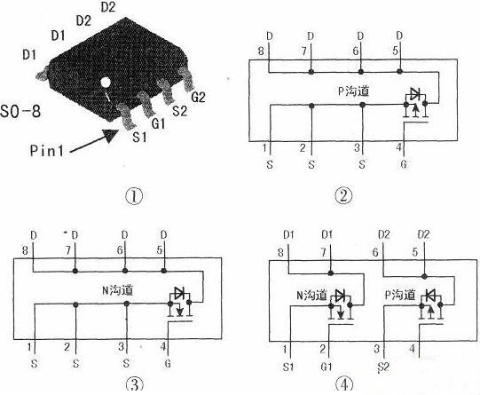 场效应管的主要参数为耐压/最大电流/最大功率;降压转换器的主要参数