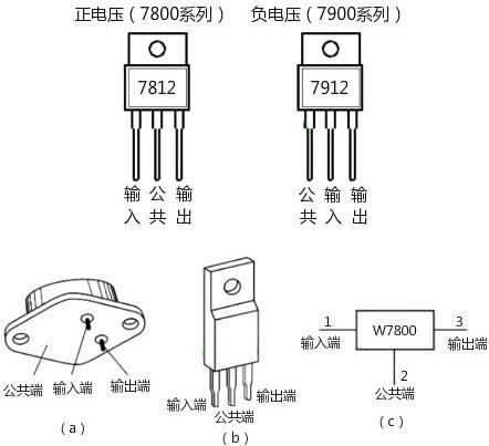 5V三端稳压管工作原理