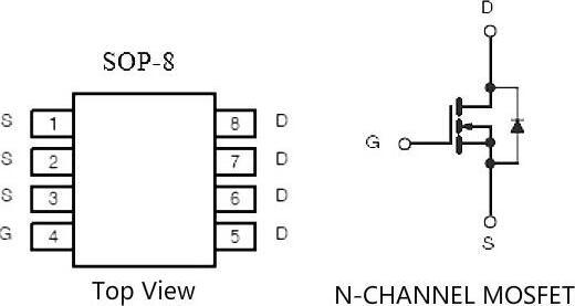 原理及表示符号    根据导通沟道的载流子性质mos管可分为nmos管(即n