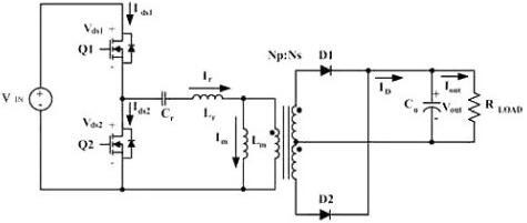 三相全波y型电路波形