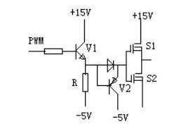 功率mos驱动电路,mos驱动