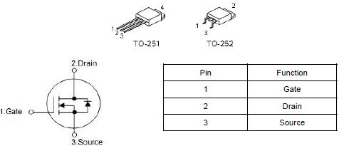 30N03B,低压MOS管,30A/30V