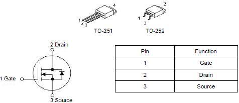 30N03B低压MOS管型号中文资料-原厂供应商 提供免费送样-KIA MOS管
