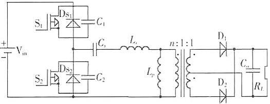 LLC串联谐振工作原理与电路- MOSFET电容在LLC串联谐振电路中的作用-KIA MOS管