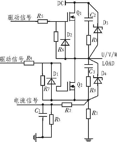 功率MOS管,保护电路,MOS管参数