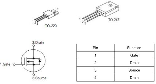 低压MOS管,3306,80A/60V