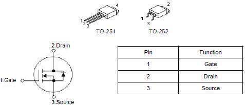 小电流MOS管,KIA30N03B,30A/30V
