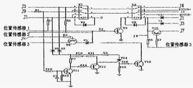 电动推杆电机控制电路