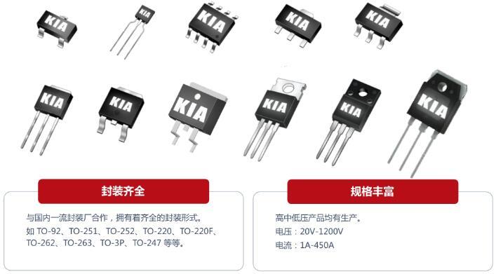变频器mos管,KNX42150A,2.8A/1500V