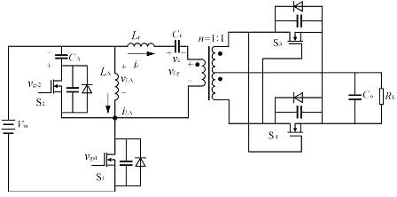大电流同步整流原理-同步整流基本电路结构与同步整流技术详解-KIA MOS管