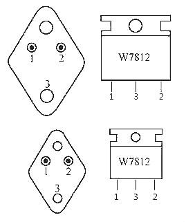 SOT-223封装,三端稳压管
