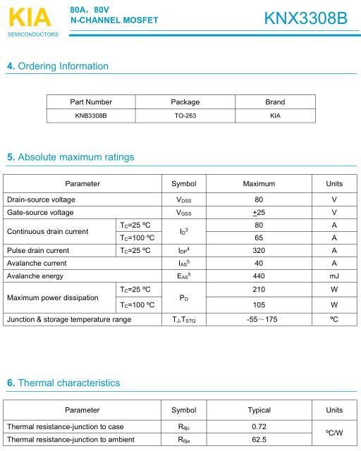 电机控制器,MOS管