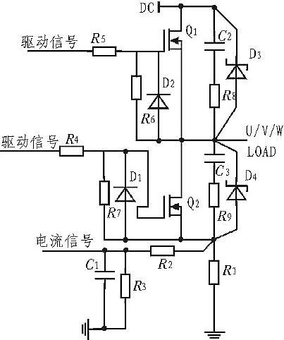 功率MOS管,保护电路