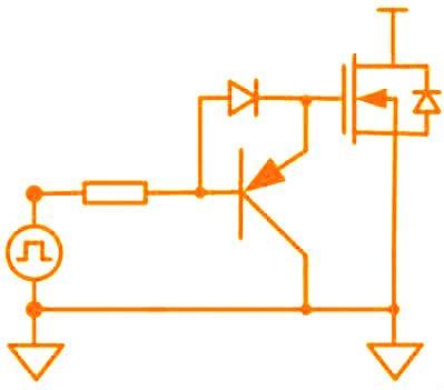 MOS管,MOS管驱动电路