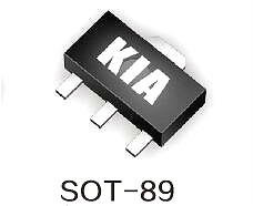 SOT-89 ,SOT-89封装,SOT-89三端稳压管