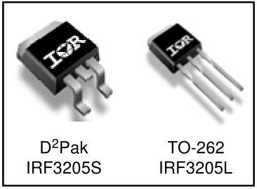 IRF3205,IRF3205参数,IRF3205替代