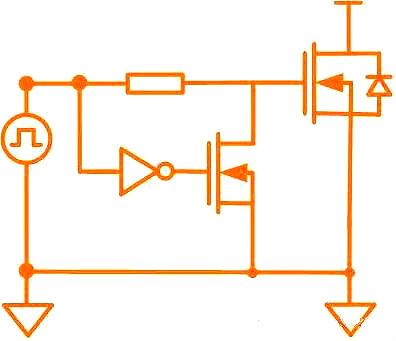 MOS管,MOS管寄生参数,驱动电路
