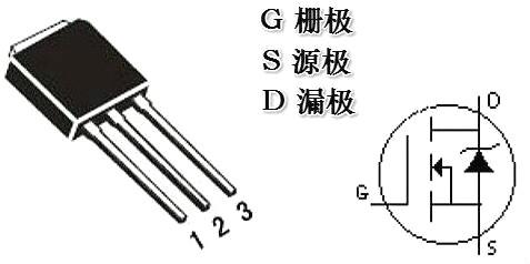 如何区分场效应管的三个极-场效应管极性判断方法详解-KIA MOS管