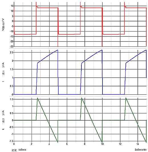 电源,电源交叉调整,变压器