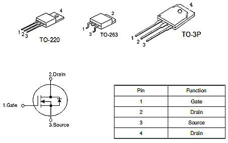 HY3210,HY3210参数,HY3210替代,100V/120A