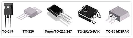 MOS管集成电路使用操作准则