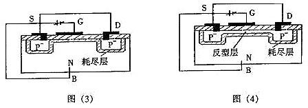 mos管的四种类型